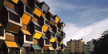 The Honeycomb by BIG/HKS/MDA, Bahamas, Nassau.- more photos in Services / Projects