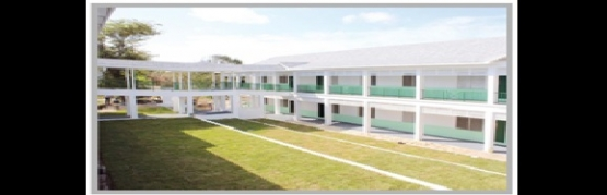QUEEN'S COLLEGE OPENS NEW CLASSROOM BLOCK (courtesy of the Nassau Guardian)