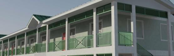 Proposed Queen's College Block